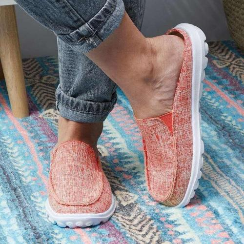 Casual Shoes Soft Solid Color Shoes Slippers Mules Shoes Women