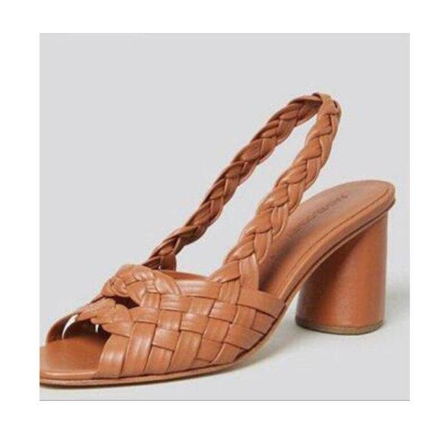 New Summer Sandals Women Flat Ladies Comfortable Ankle Hollow Round Toe Sandals Soft Sole Shoes