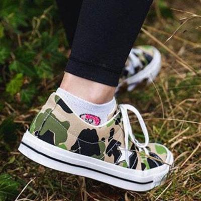 Artificial Suede All Season Sneakers