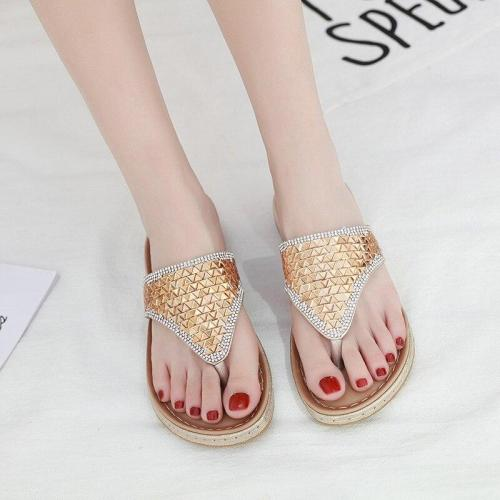 Summer Shoes Woman Sandals Sandalias Slides Wedges Shoes For Women Llat Ladies Sandals