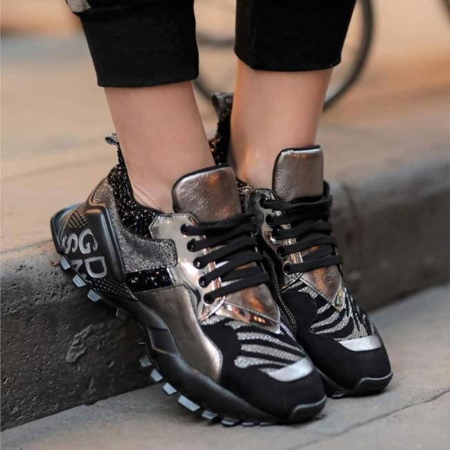 Sneaker New Fashion Sport Outdoor Running Sneakers Womens Shoes Walking Jogging Shoes
