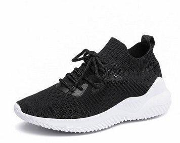 Summer New Sneakers Breathable Mesh Women's Running Shoes Flat Soft  Vulcanized Shoes Female Outdoor Sneakers