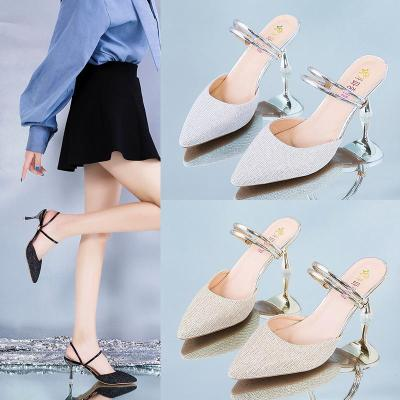 Fashion Women Sandals Summer High Heels