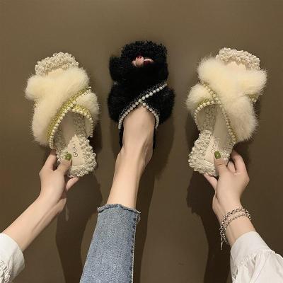 Slippers Female Chic New Flat Fashion Women Sandals