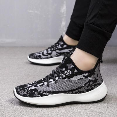 Black White Sneakers Outfit Men Streetwear