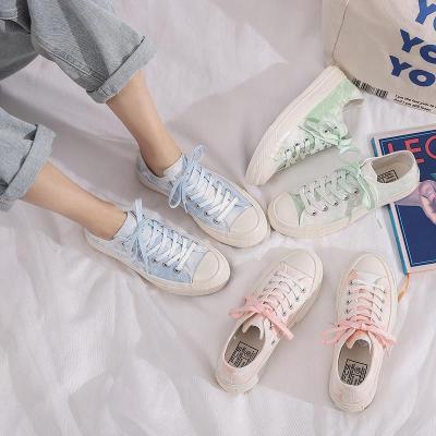 New Canvas Shoes Non-slip Casual Shoes Fashion Women's Shoes
