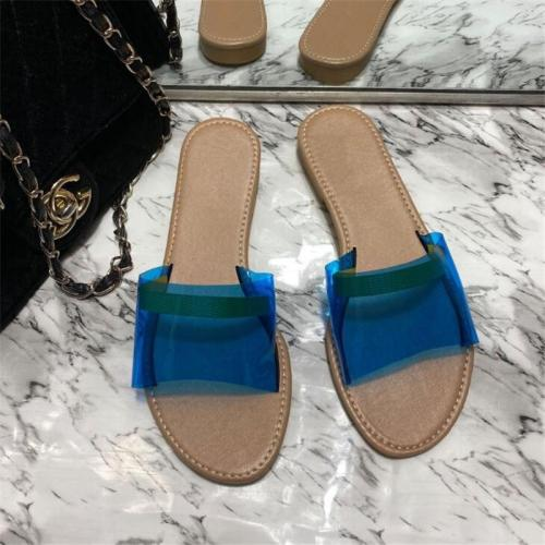 Flat With Flip Flop Slip-On Slippers