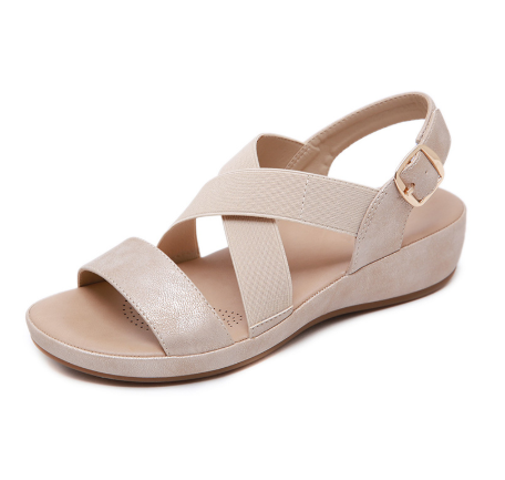 Sandals Women Summer Shoes Soft Holiday Women Beach Sandals Laides Wedges Sandals