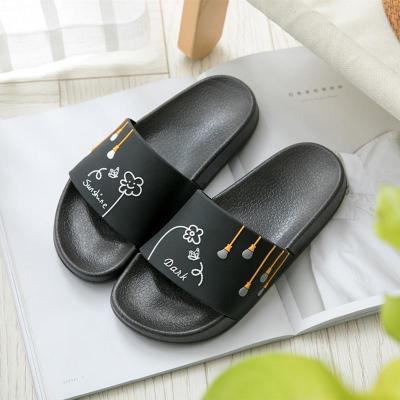 Slippers Shoes Low Platform Flip Flops Women Outdoor Flat Beach Slides Sandals