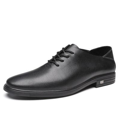 Man Leather Shoes Black Leisure Footwear Summer Autumn Men's Oxfords Dress Shoe New Arrivals