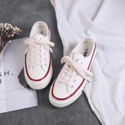 Shoes Girl Summer 2020 New Cozy Canvas Shoes for Women