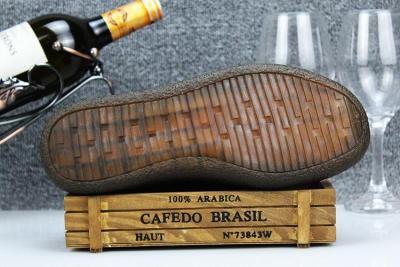 New Men's Genuine Leather Shoes Handmade Slip on Soft Driving Shoes Luxury Comfortable Men Designer Loafer Shoes Black