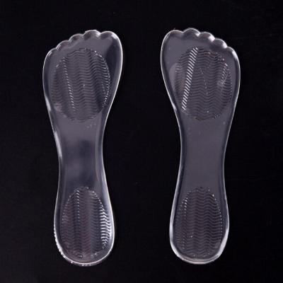 New Non-Slip Women Gel Arch Support Anti-slip Massaging Cushion Orthopedic Insoles for High Heels Shoes