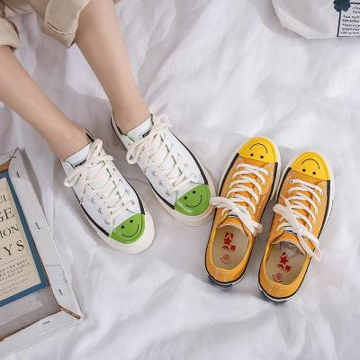 Ins Canvas Shoes for Female Flats In Summer