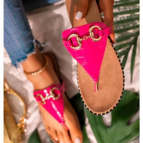 2020 Summer New Women Shoes Flat Women Sandals Open Toe Outdoor Slippers Beach Causal Comfortable Plus Size 41