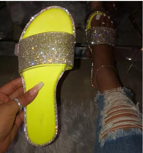 Women Slippers In Summer