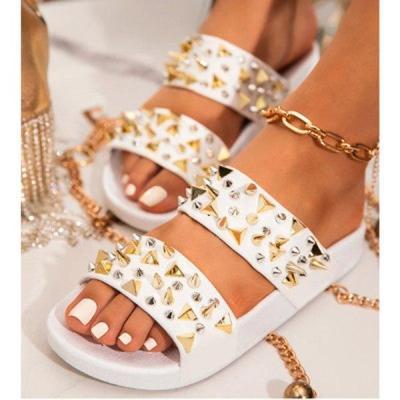 Fashion Women Shoes Summer Outdoor Beach Women Sandals Casual Flat Open Toe Slippers