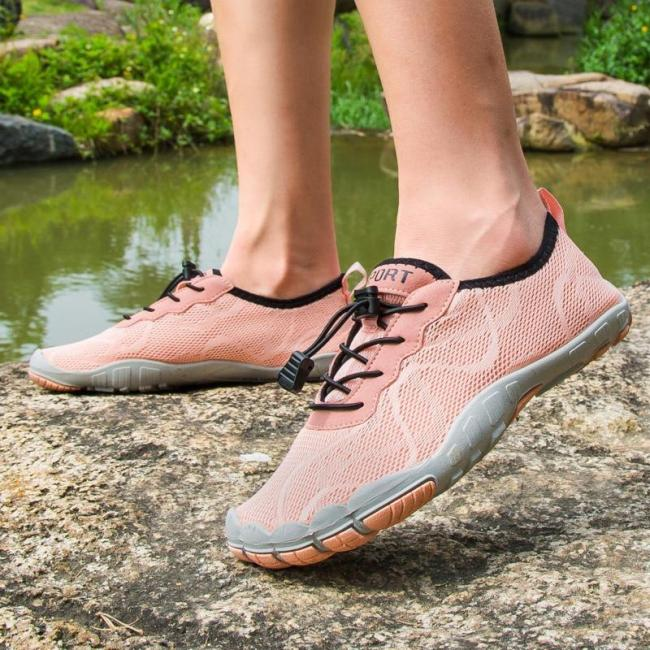 Woman Barefoot Shoes Sneakers For Women Shoes New Breathable Summer Hiking Sport Shoes River Sea Beach Shoe
