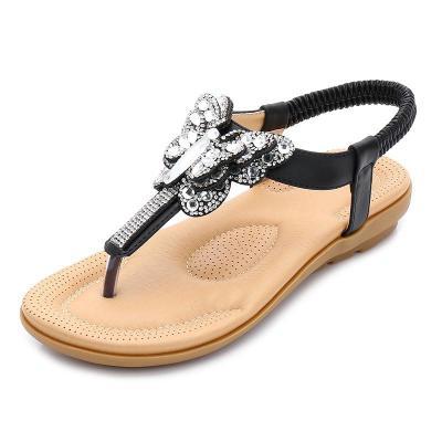Women's Shoes Bohemian Butterfly Sandals Outside Women's Shoes