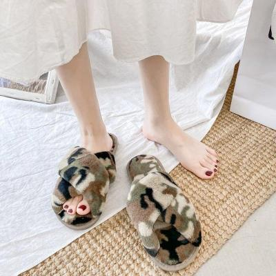 Women's House Indoor Or Outdoor Slippers House Slippers Slides For Women Open Toe