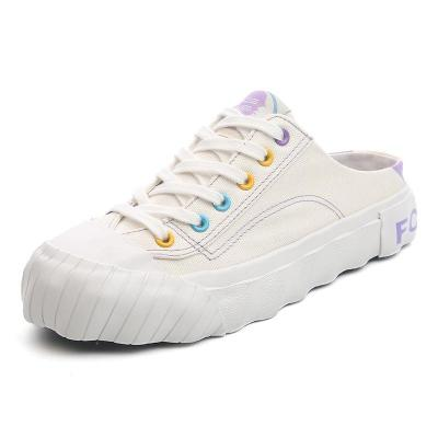 Flat Shoes Ins Canvas Shoes Sports Shoes for Women In Summer
