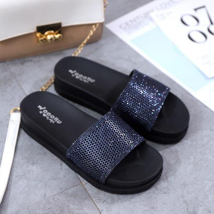 Fashion Outdoor Women's Slippers Fashion Leisure Slipper