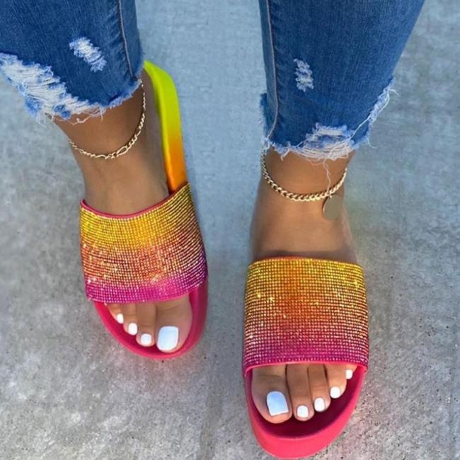 Summer Women's Slippers Fashion Large Size Slippers