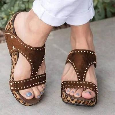 Flip Flop Slip-On Flat With Slippers