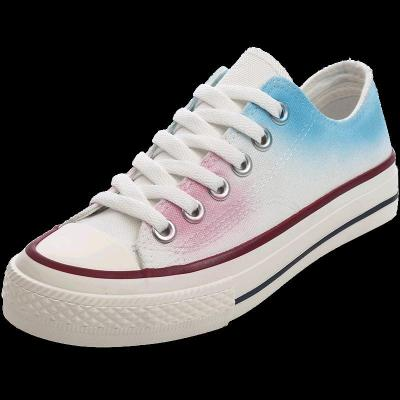 Canvas Shoes Female 2020 Spring Flat Casual Shoes Ins Shoes for Women