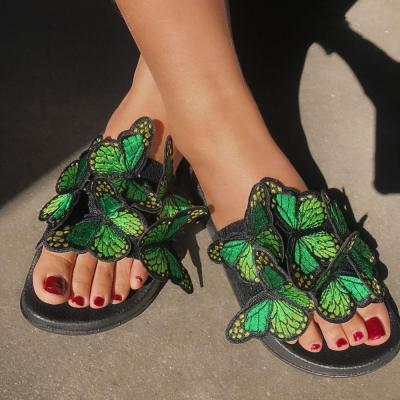 Women Summer Slippers Sandals Ladies Flip Flops Beach Shoes