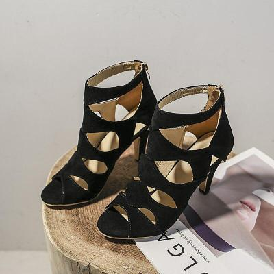 High Heels Shoes Woman Sexy Pumps Women Shoes High Heel Sandals Ankle Strap Stiletto Sexy
