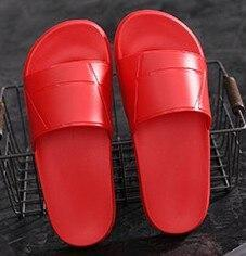 Flat Comfortable Casual Beach Shoes Women's Home Slippers