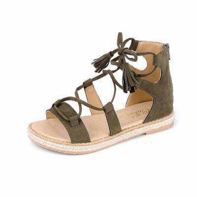 Bohemian Women's Sandals New Roman Sandals In Summer 2020
