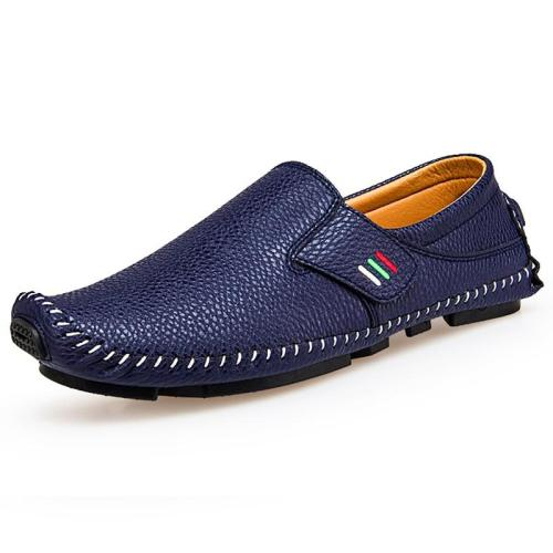Breathable Walking Casual Shoes Fashion Flat Men's Loafers Men Driving Boats Shoes Big size