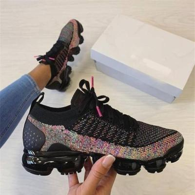 Women Breathable Mesh Sneaker Woman Lace Up Vulcanized Ladies Comfortable Casual Flat Female Tennis Shoes Plus Size