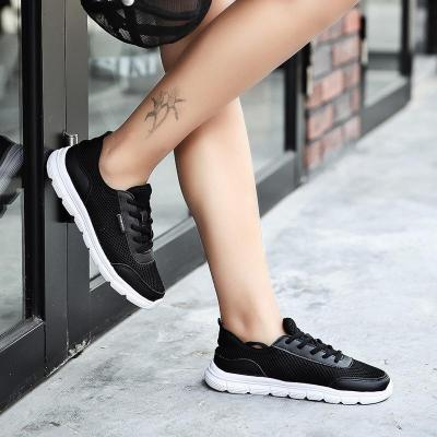 Women Breathable Light Sneakers Casual Flat Fashion Outdoor Ladies Walking Flats Womans Plus Size Female Sneaker