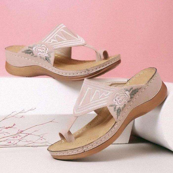 Summer Sandals Women Fashion Casual Gladiator Women Flip Flops