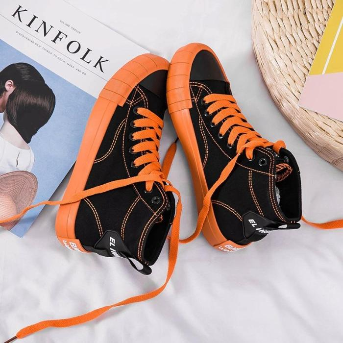 Spring 2020 New Flat Women's Casual Shoes White Shoes Women
