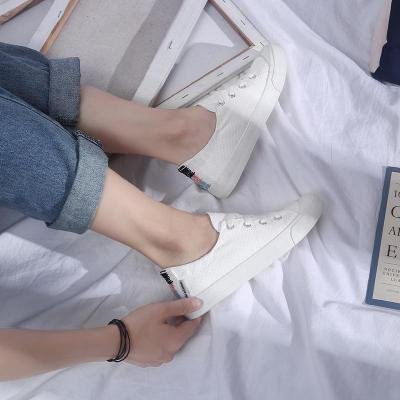 New Style Canvas Shoes for Female In 2020 Summer Flats
