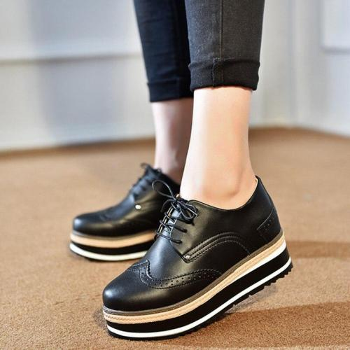 Flat Shoes Women Autumn Winter Plus Velvet Ladies Casual Shoes Women Loafers Sneakers Platform Shoes