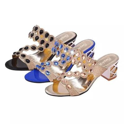 Women's Sandals 2020 New Fashion Women's Sandals Shoes Slippers