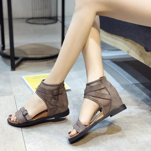 Rome Sandals New Women's Sandals Flat Fashion Women's Shoes Hollow