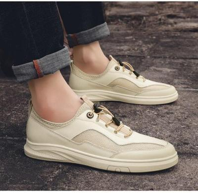 Man Casual Shoes Summer Male Mesh Shoe Breathable Men's Sneakers Fashion Walking Footwear Soft New Arrivals