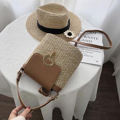 Bucket Bags For Women Summer Crossbody Bags Lady Travel Purses Handbags Female