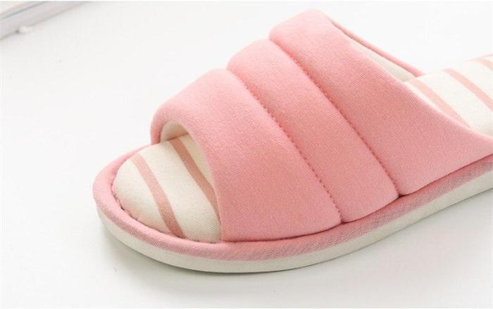 Winter Women Slippers Female Home House Slippers Slides Indoor Ladies Flat Shoes