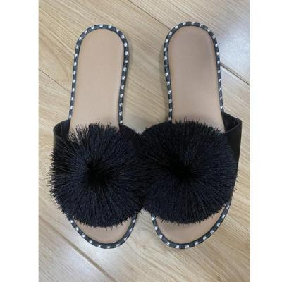 Women Shoes Flat Sandals Summer Outdoor Beach Slippers Sexy Fashion