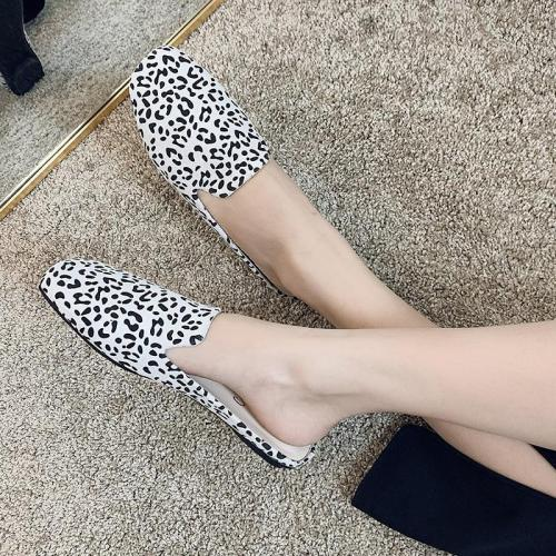Slippers For Women Shoes Non-slip Floor Slippers Fashion Leopard