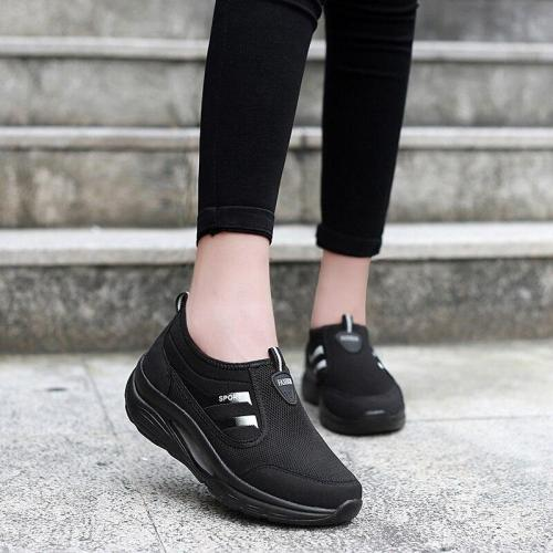 Autumn Women Casual Sneakers Shoes Light Mesh Ladies Sneakers Shoes Woman