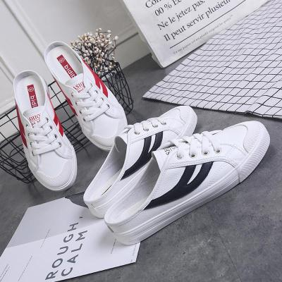 Shoes Female Summer 2020 New Cozy Canvas Shoes Flats
