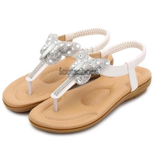Women's Shoes Bohemian Butterfly Sandals Outside Women's Shoes